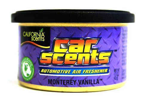 California Scents - MONTEREY VANILLA