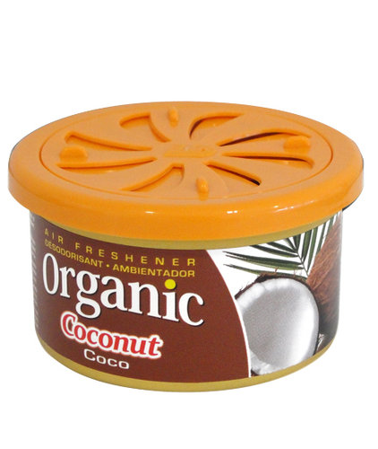 Organic Scents - Coconut
