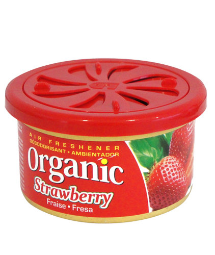 Organic Scents - Strawberry
